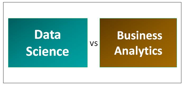 Data Analytics and Business Analytics Comparison